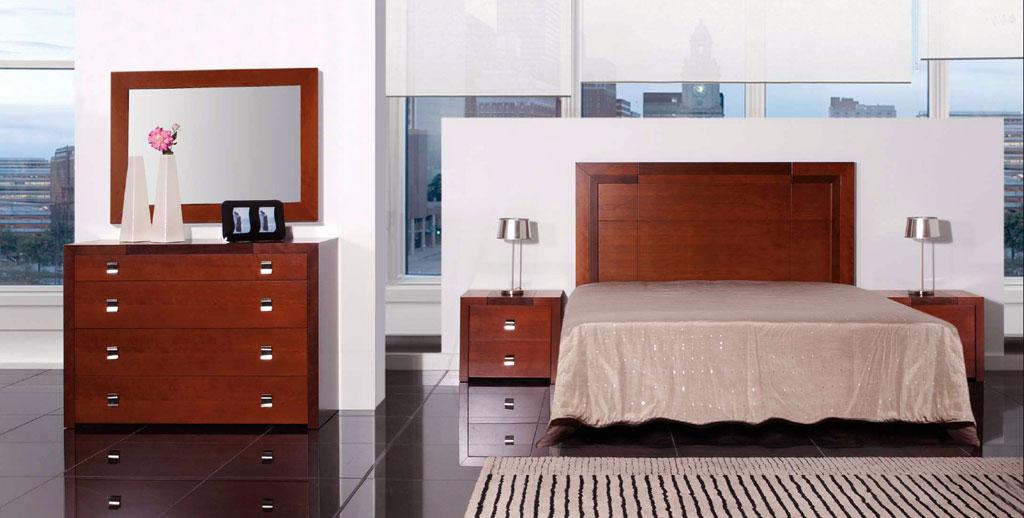 Dormitorio completo muebles arribas for Muebles valenti catalogo