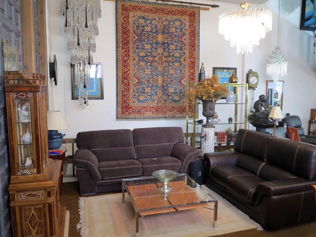 Conjunto sof s muebles arribas for Muebles bufalo