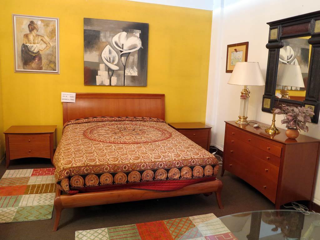 Dormitorio completo muebles arribas for Dormitorio completo