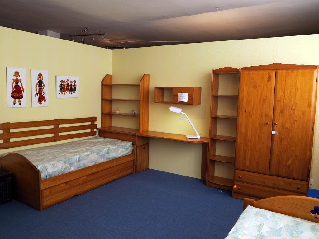 Dormitorios juveniles muebles arribas - Dormitorios juveniles madera ...