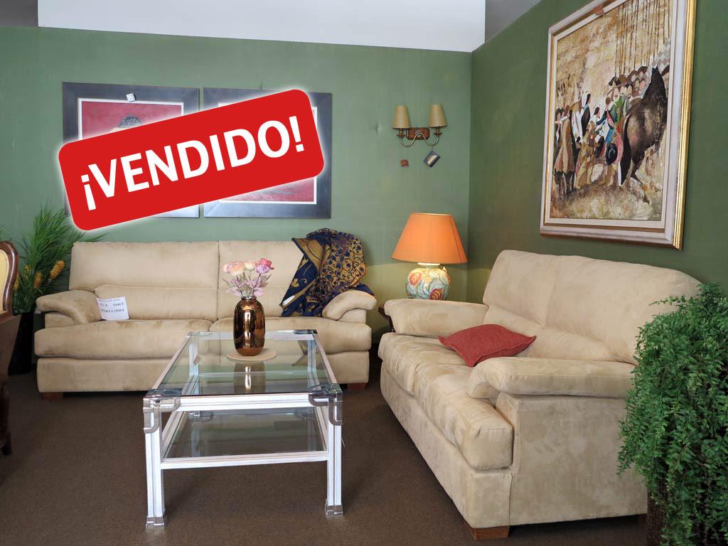 Sof s tapizados en microfibra muebles arribas for Muebles valenti catalogo