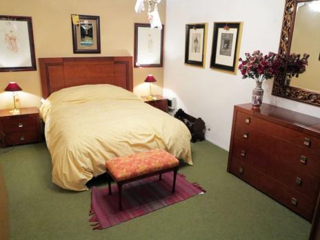 Dormitorio completo Muebles Arribas