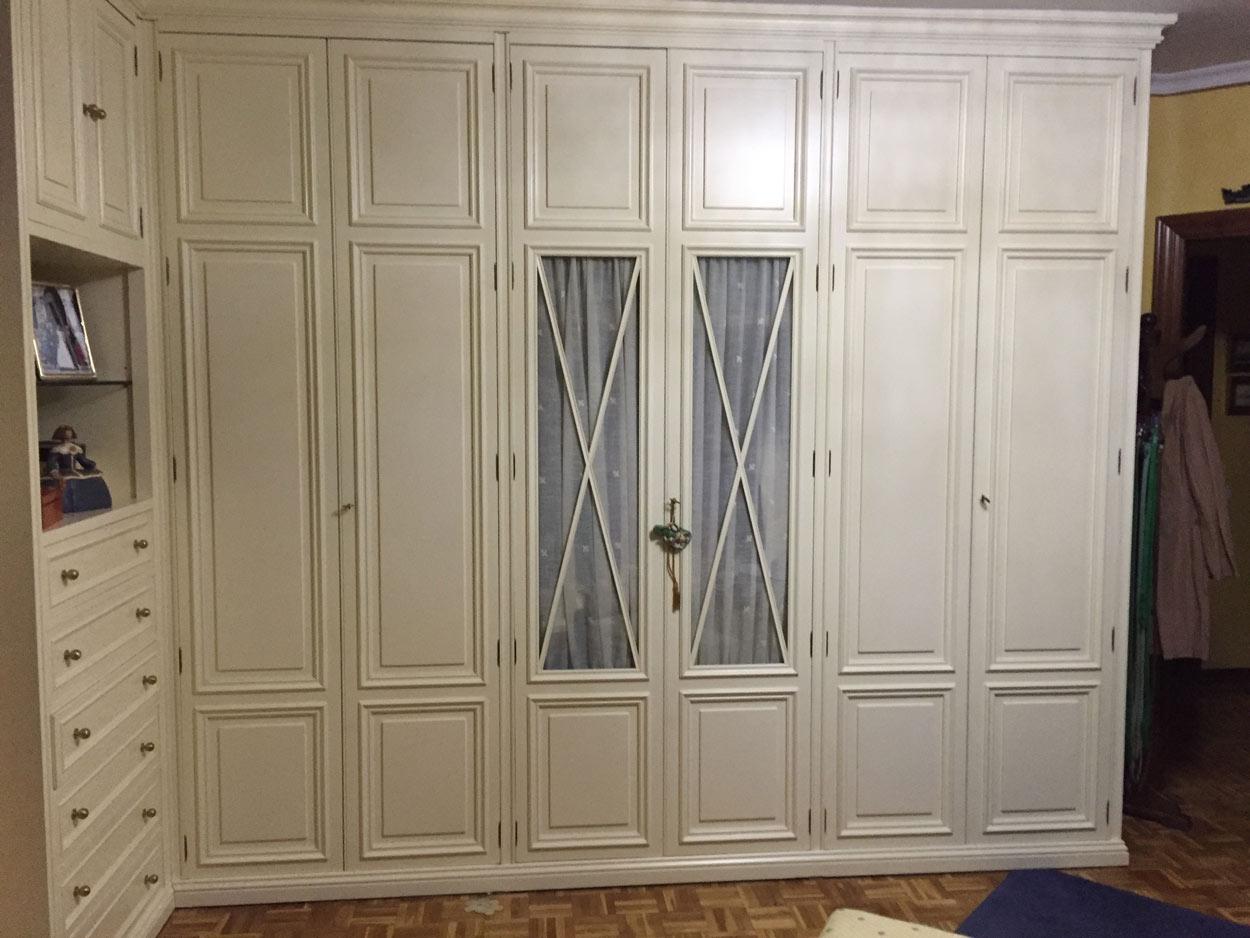 Armario Blanco Muebles Arribas