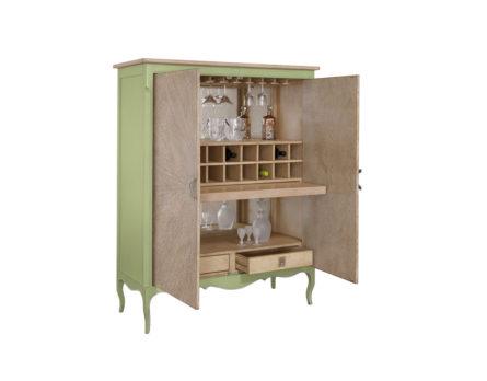 Muebles Arribas Segovia · Mueble Bar Auxiliar AMClassic