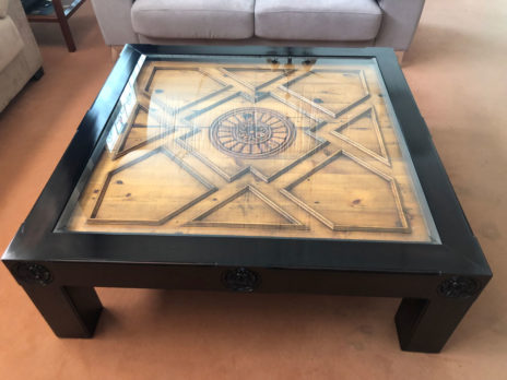 Muebles Arribas Segovia · Mesa Artesanal