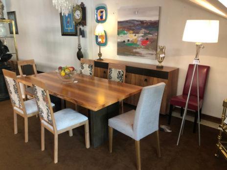 Muebles Arribas Segovia · Salón comedor