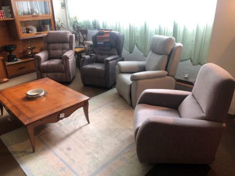 Muebles Arribas Segovia · Sillones Relax