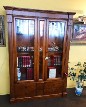 Muebles Arribas Segovia · Vitrina Armario