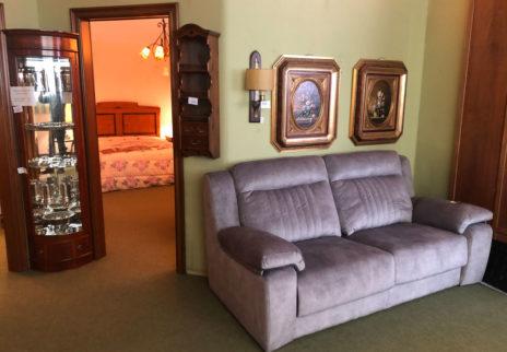 Muebles Arribas Segovia · Sofá