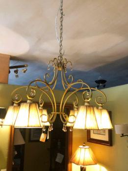 Muebles Arribas Segovia · Lámpara