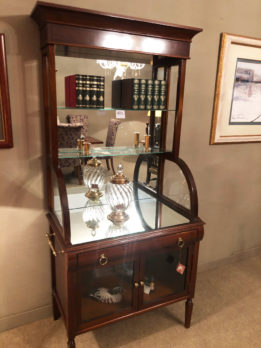 Muebles Arribas Segovia · Mueble bar con espejos
