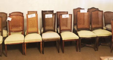 Muebles Arribas Segovia · Sillas